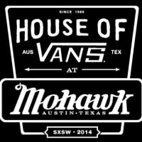 House of Vans at The Mohawk during SXSW 2014 logo