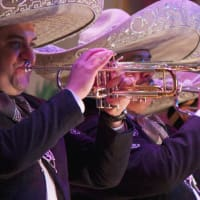 members of Mariachi Vargas de Tecatitlan