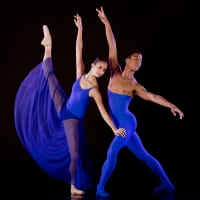 Houston Ballet II and San Francisco Ballet School Trainee Program Collaborative Performance