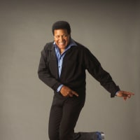 Chubby Checker in concert