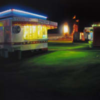 McMurtrey Gallery art opening reception: City Limits by Sarah Williams