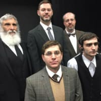 Theater LaB Houston presents The Chosen