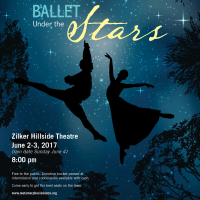 Austin Metamorphosis Dance Ensemble presents Ballet Under the Stars