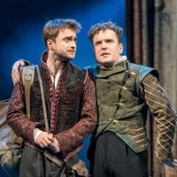 National Theatre Live presents Rosencrantz & Guildenstern Are Dead