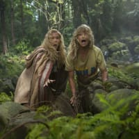 Amy Schumer and Goldie Hawn in Snatched