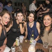 Gem and Bolt mezcal launch party Whisler's Mexcaleria Tobala June 2016 Michelle Teague AdrinaAdrin Lorna Leedy