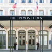Tremont House hotel in Galveston