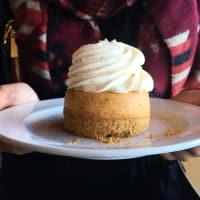 Cuppencake San Antonio restaurant mini cheesecake