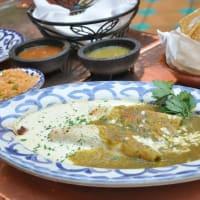 Fonda San Miguel Austin restaurant verde suiza enchiladas