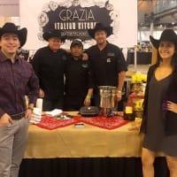 Grazia Italian Kitchen Rodeo Uncorked Best Bites 2016