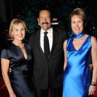 Discovery Green, Gala on the Green, Feb. 2016, Randa Duncan Williams, Michael Trevino, Ileana Trevino
