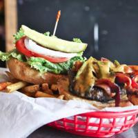 Billy's on Burnet burger fries