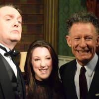 Mr. Rogers, Lyle Lovett Dowton Abbey Manor of Speaking
