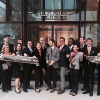Hermes River Oaks District opening