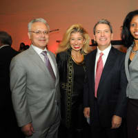 News, Shelby, Mayor's Hispanic Heritage Awards, Oct. 2015, David Medina, Sofia Adrogue, Roland Garcia, Shannon Bugs
