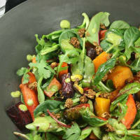 Erin O'Leary Stewart curried fall soup autumn salad