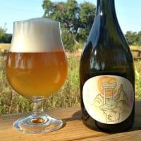 Jester King Brewery Fen Tao beer label 2015