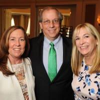 News, Shelby, Houston Botanic Garden Lunch, Sept. 2015, Mary Pat Matheson, Jeff E. Ross and Nancy Abendshein