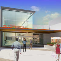 Willowbrook Mall renovations rendering