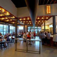 Houston, FM Kitchen and Bar, May 2017, interior