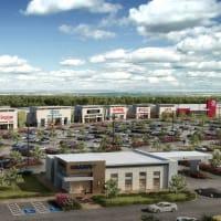 Grand Parkway Marketplace rendering
