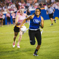 2017 BvB Dallas Powder-Puff Football Game