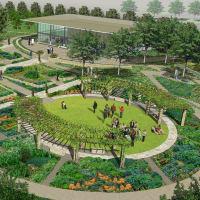 Dallas Arboretum and Botanical Garden presents A Tasteful Place Ribbon Cutting