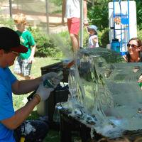 UMLAUF Sculpture Garden & Museum presents  Family Day