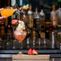 Mercat Bistro's Mango Cloud presents National Cotton Candy Day