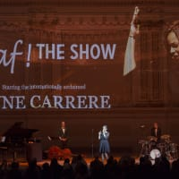 Eisemann Center presents Piaf! The Show starring Anne Carrere