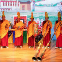 Asia Society Texas Center presents <i>Sacred Music Sacred Dance for World Healing</i>