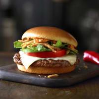 Houston, Ken Hoffman, July 2017, McDonald's Sriracha Burger