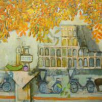 "William Reaves   Sarah Foltz Fine Art presents ""Celebrating Houston's Founding Modernists: Featuring David Adickes, Henri Gadbois & Leila McConnell"" opening reception"