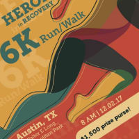 Heroes in Recovery presents Austin Heroes 6K