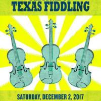 Texas Folklife presents 3rd Annual Festival Of Texas Fiddling