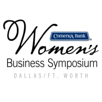 Comerica Bank presents Women's Business Symposium