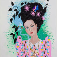 """Hooks-Epstein Galleries presents Stephanie Mercado: """"Just a Title"""" opening reception"""