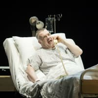 Nathan Lane in Angels in America, Part 2: Perestroika