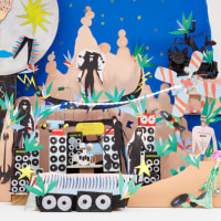 Nasher Sculpture Center presents Nathan Carter: The Dramastics - A Punk Rock Victory Twister in Texas
