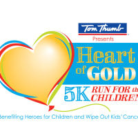 Heroes for Children presents Heart of Gold 5K: Run for the Children