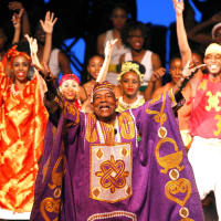 Dallas Black Dance Theatre presents DanceAfrica
