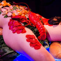 The VORTEX presents Erzsebet Bathori's Naked Feast