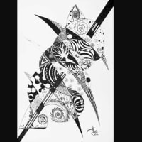 "JoMar Visions presents ""Black, White & Between"""