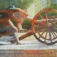 Old Bakery and Emporium presents 620 Painters and Silent Auction