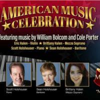 Musica Tra Amici presents American Music Celebration