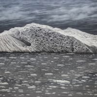 "Ro2 Art Gallery presents Adam Benjamin Fung: ""Iceberg X"""