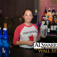ALS Warriors of Wall Street Dallas Bartender Challenge