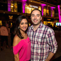Houston, Marcy, West Ave Pink Party, October 2017, Rashi Vats, Daniel Gotera