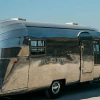 Jenni Kayne Home Airstream Pop-Up in Austin