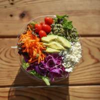 Baby Greens salad